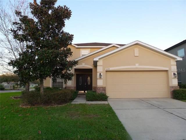 5630 Angelonia Terrace, Land O Lakes, FL 34639 (MLS #U8075873) :: 54 Realty