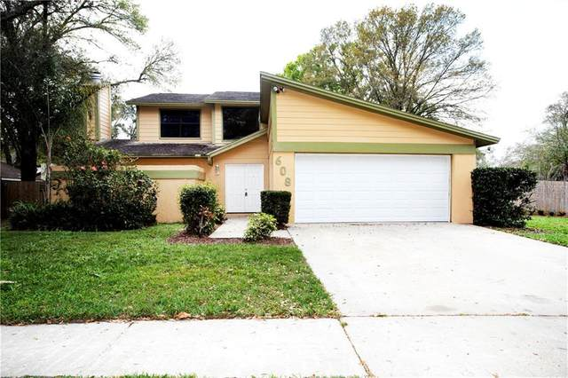 608 Shellcracker Court, Tampa, FL 33613 (MLS #U8075886) :: Rabell Realty Group