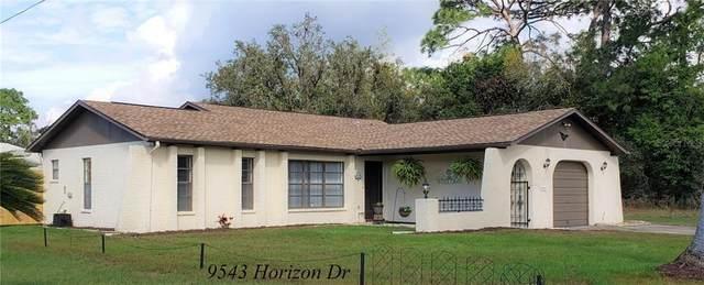 9543 Horizon Drive, Spring Hill, FL 34608 (MLS #U8075910) :: Sarasota Home Specialists