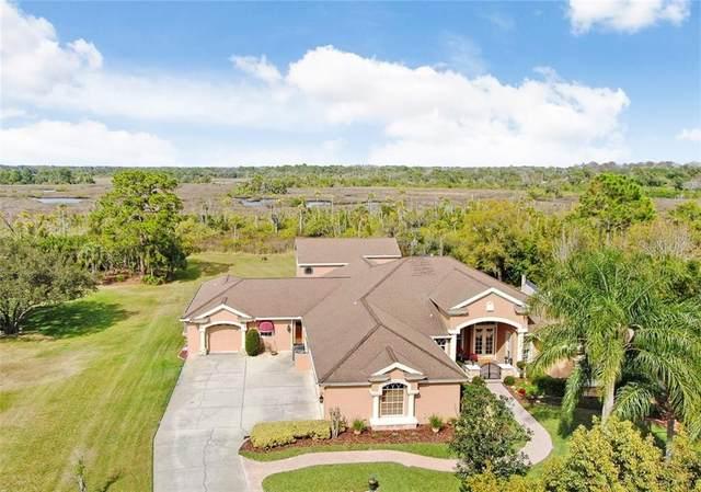 1116 Riverside Ridge Road, Tarpon Springs, FL 34688 (MLS #U8075957) :: Baird Realty Group