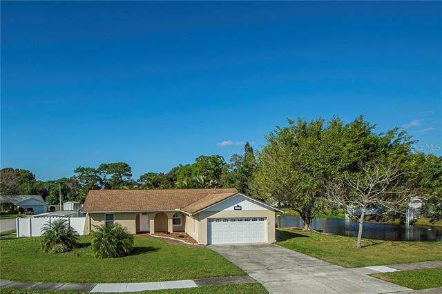 10025 83RD Circle, Largo, FL 33777 (MLS #U8075961) :: The Dora Campbell Team