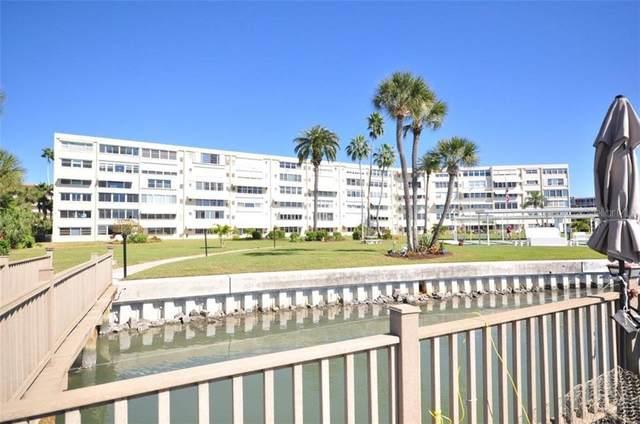 1868 Shore Drive S #408, South Pasadena, FL 33707 (MLS #U8075968) :: Lovitch Group, LLC