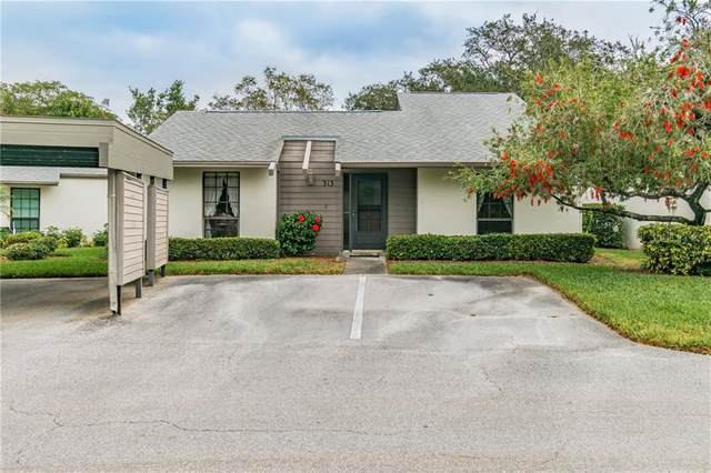 313 Windrush Loop #313, Tarpon Springs, FL 34689 (MLS #U8076006) :: Baird Realty Group