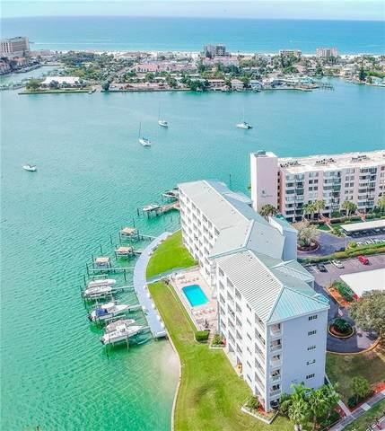 610 Island Way #501, Clearwater, FL 33767 (MLS #U8076036) :: Lovitch Group, LLC