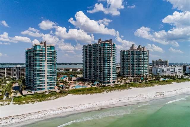 1540 Gulf Boulevard #1105, Clearwater, FL 33767 (MLS #U8076049) :: Lovitch Group, LLC