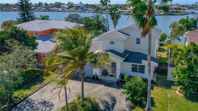 449 Harbor Drive S, Indian Rocks Beach, FL 33785 (MLS #U8076122) :: RE/MAX Realtec Group