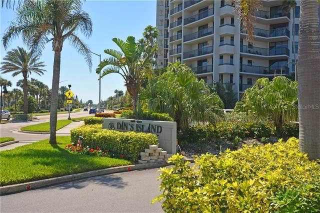 1600 Gulf Boulevard #216, Clearwater, FL 33767 (MLS #U8076178) :: Medway Realty