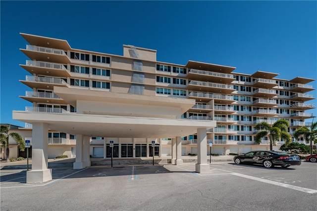 223 Island Way 6H, Clearwater, FL 33767 (MLS #U8076187) :: Lovitch Group, LLC