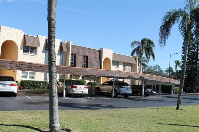 201 Cedarwood Circle #201, Seminole, FL 33777 (MLS #U8076211) :: RE/MAX Realtec Group