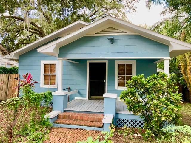 1207 E Curtis Street, Tampa, FL 33603 (MLS #U8076216) :: Team Bohannon Keller Williams, Tampa Properties