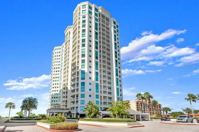 1170 Gulf Boulevard #202, Clearwater Beach, FL 33767 (MLS #U8076236) :: Burwell Real Estate
