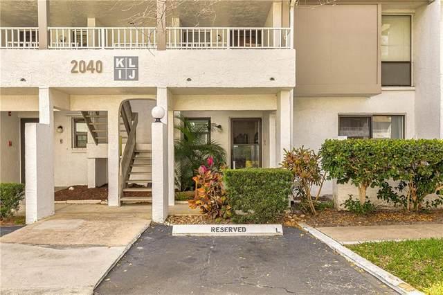2040 Lakewood Club Drive S 1-J, St Petersburg, FL 33712 (MLS #U8076276) :: 54 Realty