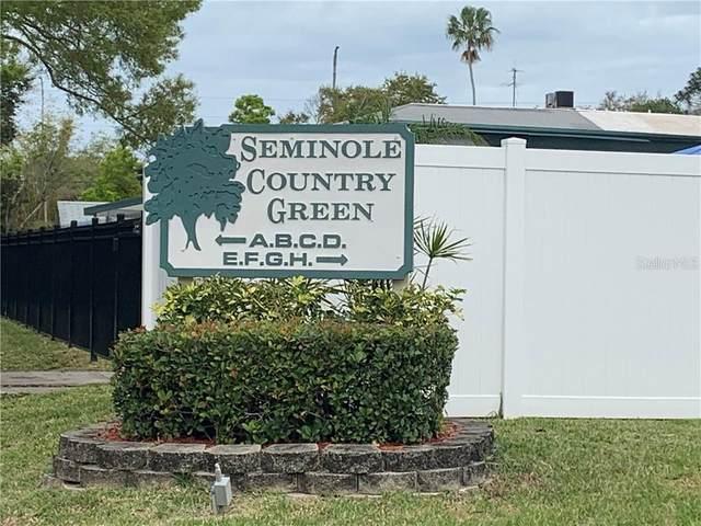 7750 92ND Street #206, Seminole, FL 33777 (MLS #U8076301) :: RE/MAX Realtec Group