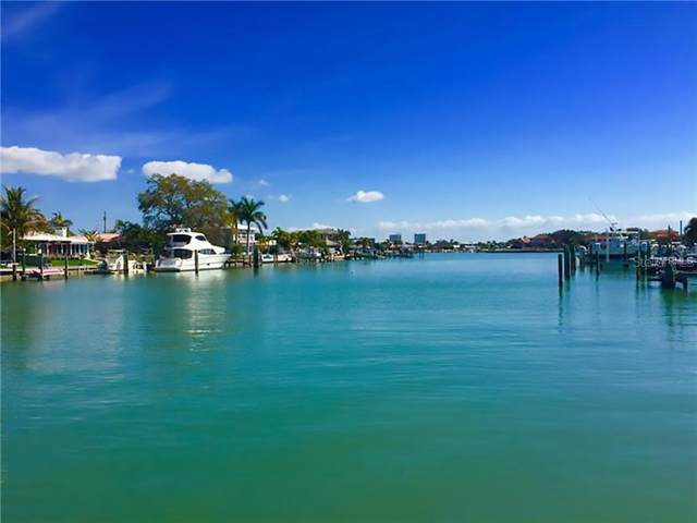 10113 Paradise Boulevard, Treasure Island, FL 33706 (MLS #U8076377) :: Griffin Group