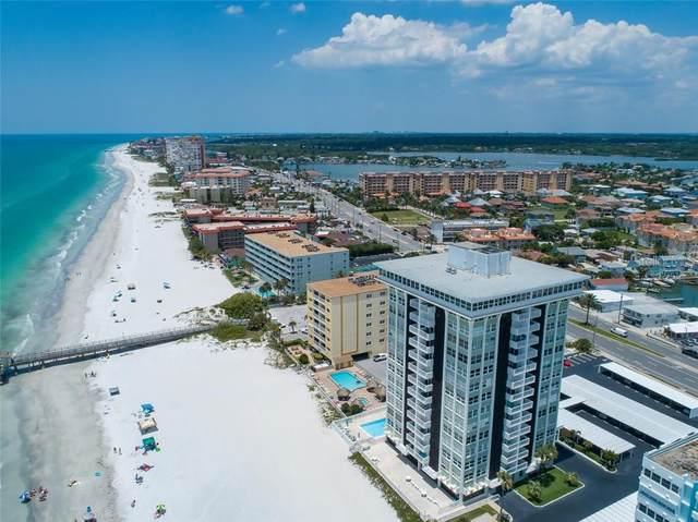 17408 Gulf Boulevard #601, Redington Shores, FL 33708 (MLS #U8076406) :: Baird Realty Group