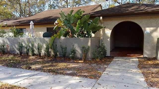6262 142ND Avenue N #902, Clearwater, FL 33760 (MLS #U8076418) :: RE/MAX Realtec Group
