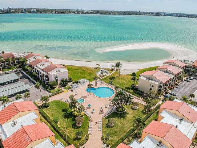 830 S Gulfview Boulevard #808, Clearwater Beach, FL 33767 (MLS #U8076427) :: Burwell Real Estate
