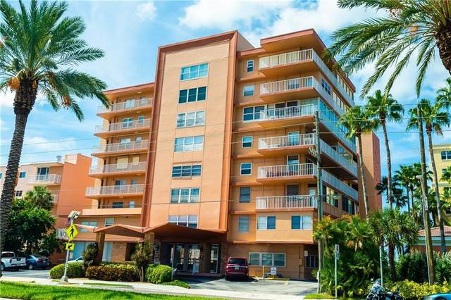 16400 Gulf Boulevard #311, North Redington Beach, FL 33708 (MLS #U8076544) :: Lockhart & Walseth Team, Realtors
