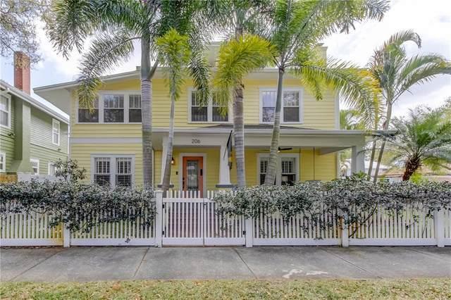 206 11TH Avenue NE, St Petersburg, FL 33701 (MLS #U8076558) :: 54 Realty