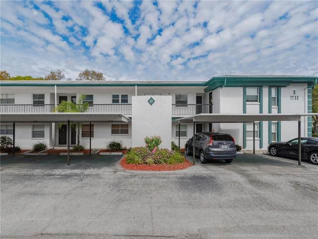7750 92ND Street #209, Seminole, FL 33777 (MLS #U8076594) :: Cartwright Realty