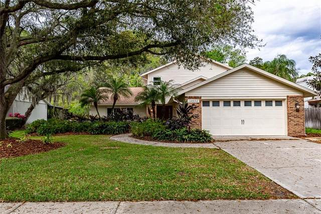 14930 Lake Forest Drive, Lutz, FL 33559 (MLS #U8076606) :: Medway Realty