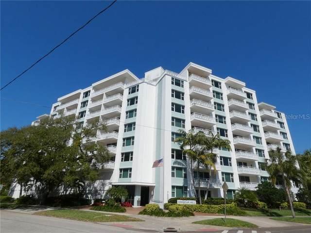 700 Beach Drive NE #303, St Petersburg, FL 33701 (MLS #U8076752) :: Lockhart & Walseth Team, Realtors