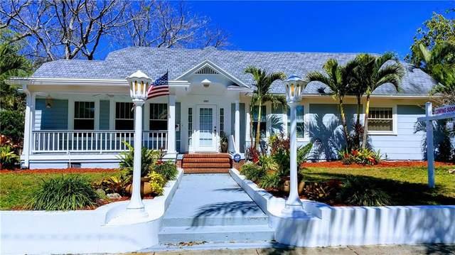 4227 2ND Avenue N, St Petersburg, FL 33713 (MLS #U8076938) :: Premium Properties Real Estate Services
