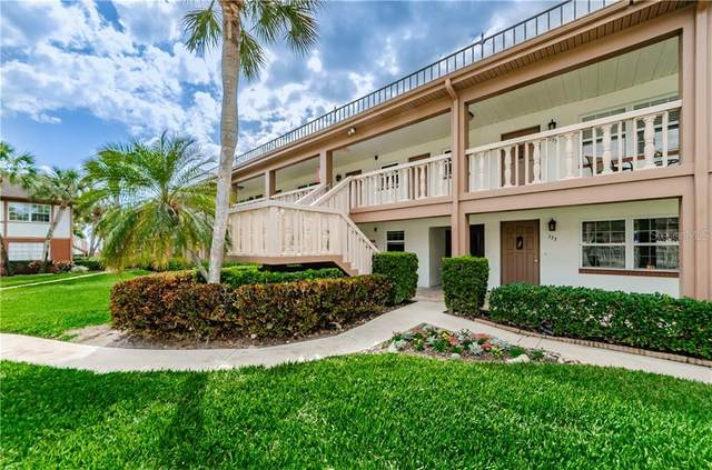650 Pinellas Point Drive S #133, St Petersburg, FL 33705 (MLS #U8077039) :: The Light Team
