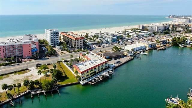 4103 Gulf Boulevard #102, St Pete Beach, FL 33706 (MLS #U8077251) :: Lockhart & Walseth Team, Realtors