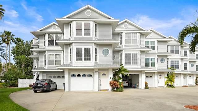 203 46TH Avenue, St Pete Beach, FL 33706 (MLS #U8077256) :: Lockhart & Walseth Team, Realtors