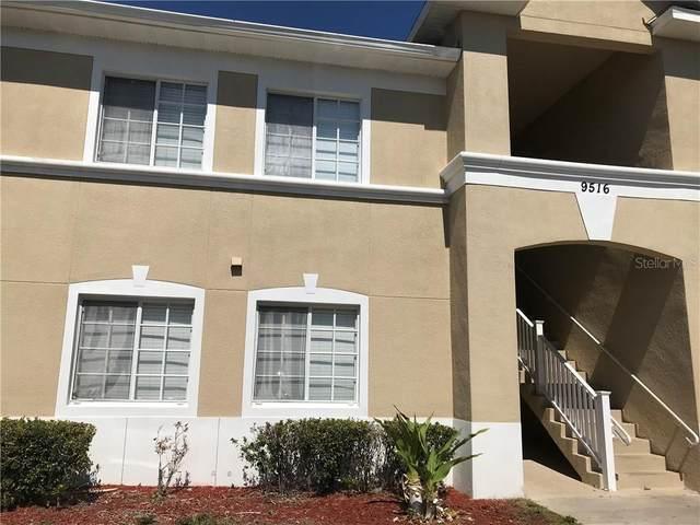 9516 Amberdale Court #101, Riverview, FL 33578 (MLS #U8077313) :: The Figueroa Team