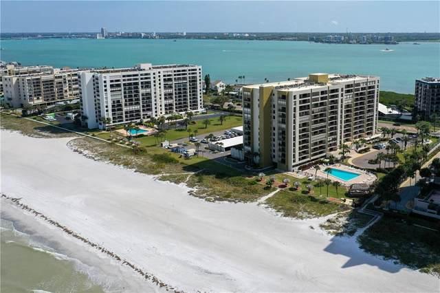 1480 Gulf Boulevard #701, Clearwater, FL 33767 (MLS #U8077352) :: The Duncan Duo Team