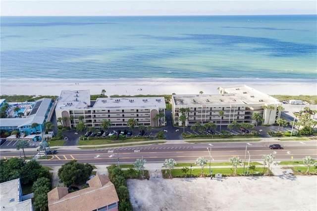 3500 Gulf Boulevard #203, Belleair Beach, FL 33786 (MLS #U8077357) :: Team Borham at Keller Williams Realty