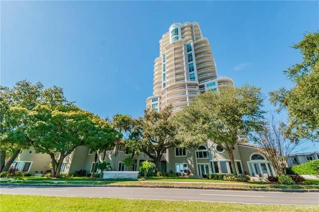 3507 Bayshore Boulevard #801, Tampa, FL 33629 (MLS #U8077420) :: Godwin Realty Group