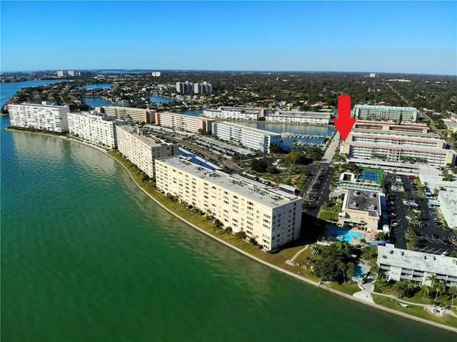 3128 59TH Street S #415, Gulfport, FL 33707 (MLS #U8077918) :: Burwell Real Estate