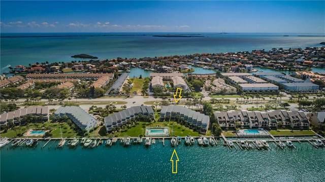 390 Pinellas Bayway S C, Tierra Verde, FL 33715 (MLS #U8077979) :: Team Borham at Keller Williams Realty
