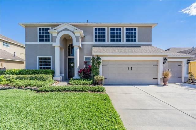 2608 Sylvan Ramble Court, Wesley Chapel, FL 33544 (MLS #U8078002) :: Team Bohannon Keller Williams, Tampa Properties