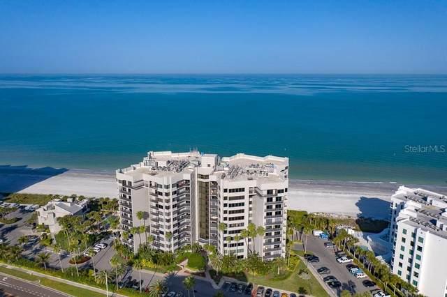 1600 Gulf Boulevard #416, Clearwater, FL 33767 (MLS #U8078045) :: Medway Realty