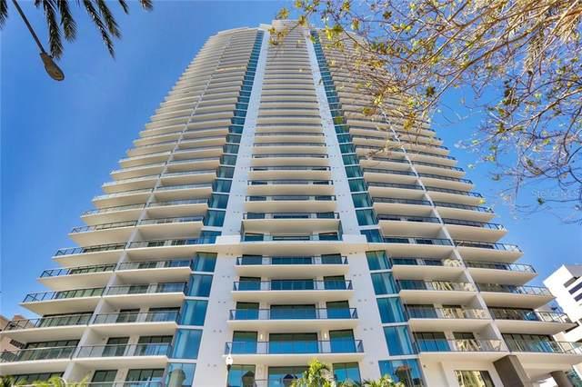 100 1ST Avenue N #3806, St Petersburg, FL 33701 (MLS #U8078063) :: Burwell Real Estate