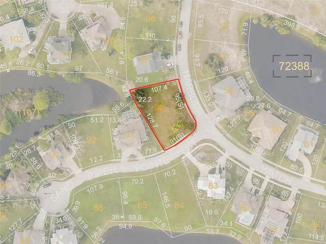 2101 Sandpiper Pointe Court, Tarpon Springs, FL 34689 (MLS #U8078155) :: Rabell Realty Group
