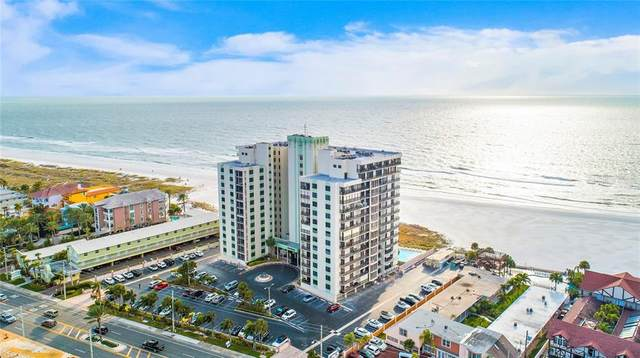 3820 Gulf Boulevard #1003, St Pete Beach, FL 33706 (MLS #U8078159) :: Your Florida House Team
