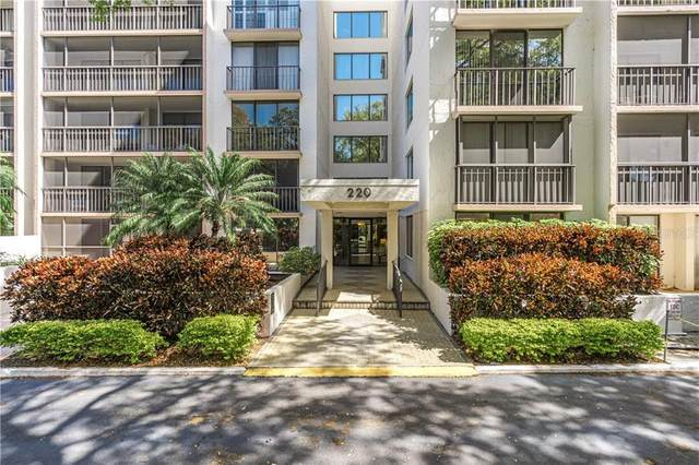 220 Belleview Boulevard #312, Belleair, FL 33756 (MLS #U8078169) :: Cartwright Realty