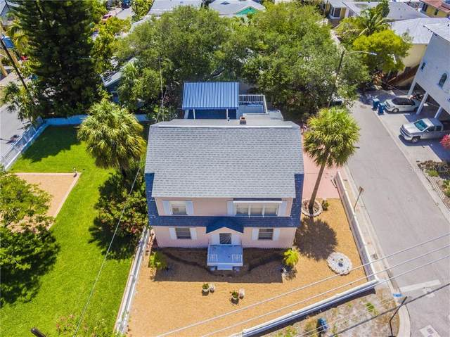 8601 W Gulf Boulevard, Treasure Island, FL 33706 (MLS #U8078217) :: Gate Arty & the Group - Keller Williams Realty Smart