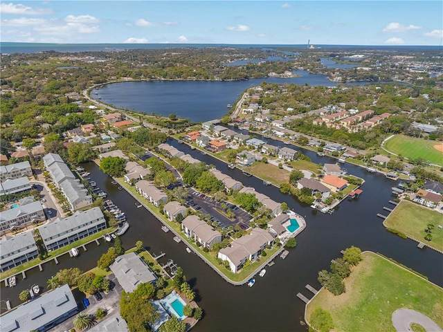 352 Moorings Cove Dr #352, Tarpon Springs, FL 34689 (MLS #U8078359) :: EXIT King Realty