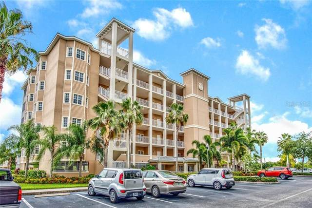 7194 Key Haven Road #603, Seminole, FL 33777 (MLS #U8078532) :: Cartwright Realty