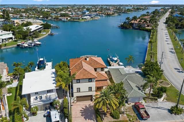 294 115TH Avenue, Treasure Island, FL 33706 (MLS #U8078556) :: Griffin Group