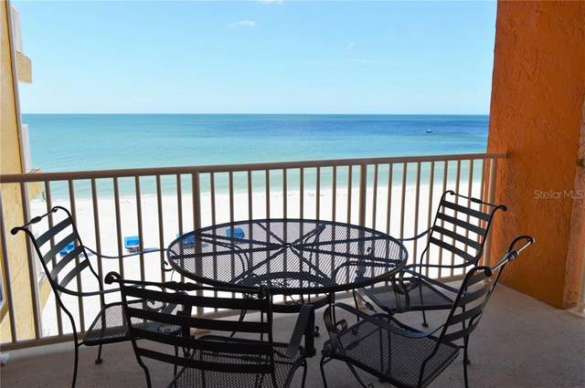 18610 Gulf Boulevard #405, Indian Shores, FL 33785 (MLS #U8078584) :: Keller Williams on the Water/Sarasota