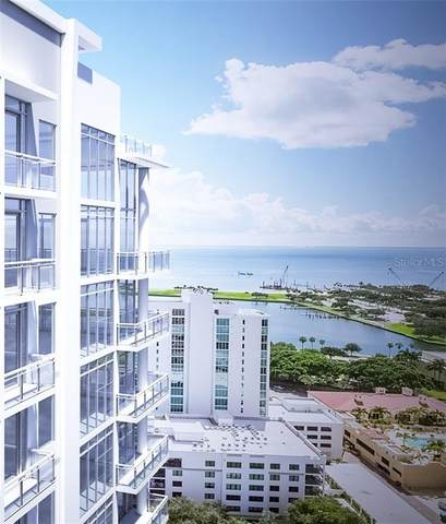 100 4TH Avenue N Estate, St Petersburg, FL 33701 (MLS #U8078637) :: Lockhart & Walseth Team, Realtors