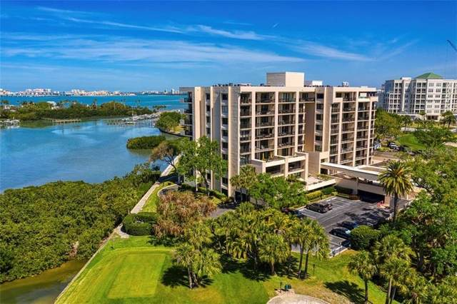 4 Belleview Boulevard #405, Belleair, FL 33756 (MLS #U8078670) :: Premium Properties Real Estate Services