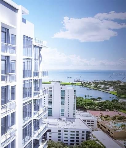 100 4TH Avenue N Kahlo Loft 1, St Petersburg, FL 33701 (MLS #U8078735) :: Lockhart & Walseth Team, Realtors